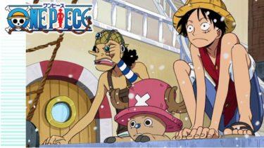 ワンピース TVオリジナル編(#326~336)のアニメ動画を全話無料視聴できるサイトまとめ