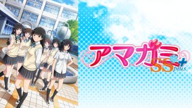 アマガミSS+plus(2期)のアニメ動画を全話無料視聴できるサイトまとめ